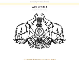 keralawifi.com screenshot