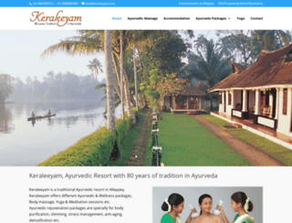 keraleeyam.com screenshot