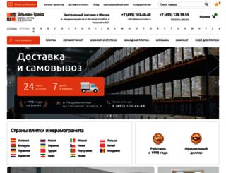 keramostar.ru screenshot