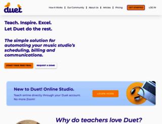 kerber.musicteachershelper.com screenshot