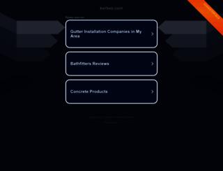 kerbez.com screenshot