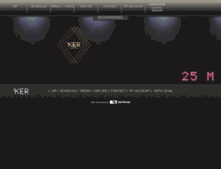 kerclub.com screenshot