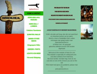 kerisonline.nl screenshot