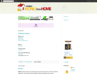 kerjaonlineptc.blogspot.co.id screenshot