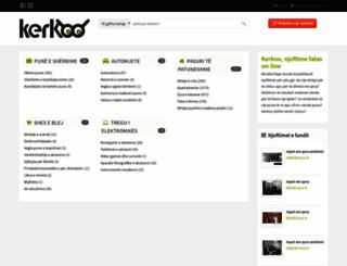 kerkoo.com screenshot