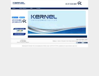 kernel.com.br screenshot
