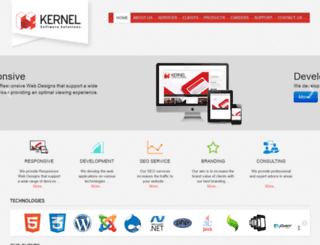 kernelsoftwaresolutions.com screenshot
