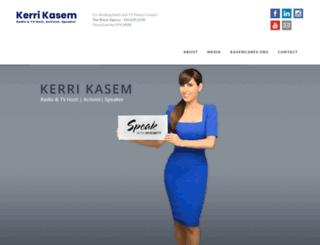 kerrikasem.com screenshot