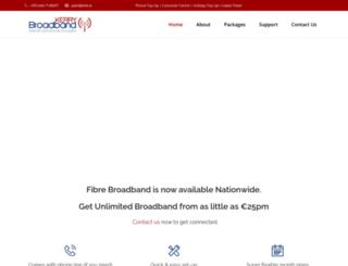 kerrybroadband.ie screenshot