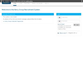 kerrygraduates.gtios.com screenshot