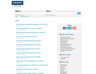 kerrygroup.jobs screenshot