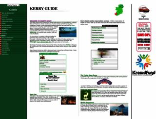 kerryguide.com screenshot