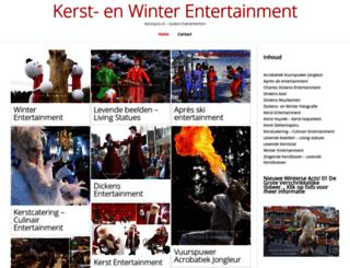 kerstacts.nl screenshot