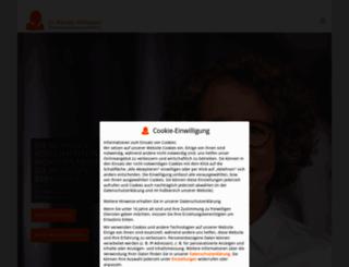 kerstin-hoffmann.de screenshot