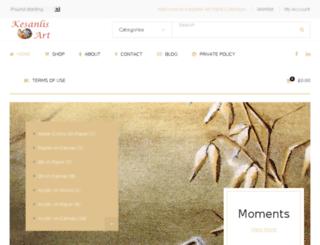kesanlisart.com screenshot