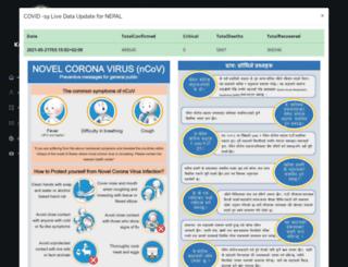 keshavgyawali.com.np screenshot