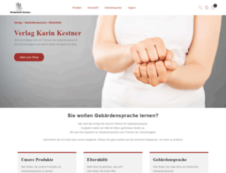 kestner.de screenshot