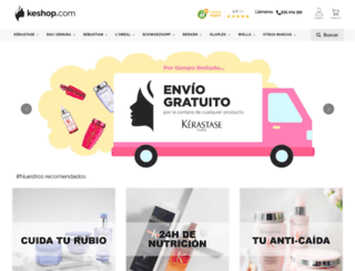 ketienda.com screenshot