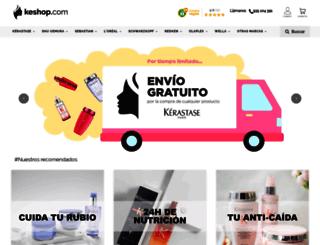 ketienda.es screenshot