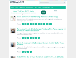 ketikan.net screenshot