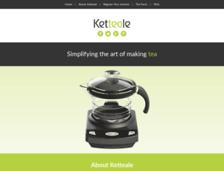 ketteale.com screenshot