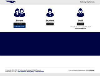 kettering.finalforms.com screenshot