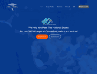ketteringseminars.com screenshot