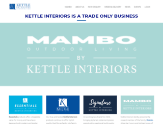 kettleinteriors.co.uk screenshot