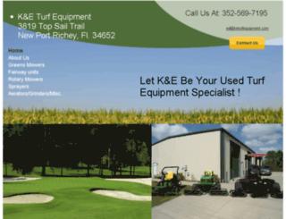 keturfequipment.com screenshot
