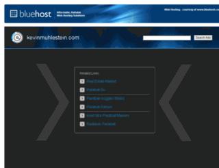 kevinmuhlestein.com screenshot