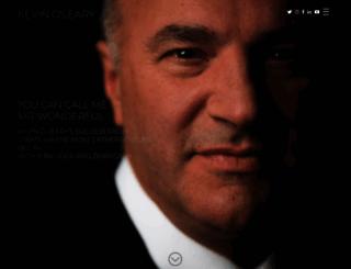 kevinoleary.com screenshot
