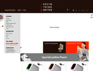 kevinshop.co.kr screenshot