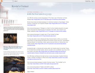 kevintipplescorner.blogspot.com screenshot