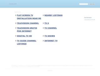 kevintv.info screenshot