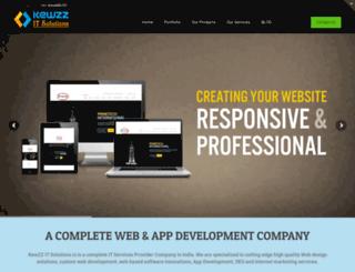 kewzz.com screenshot