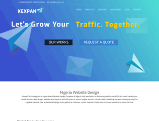 kexpan.com screenshot