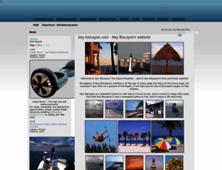 key-biscayne.com screenshot