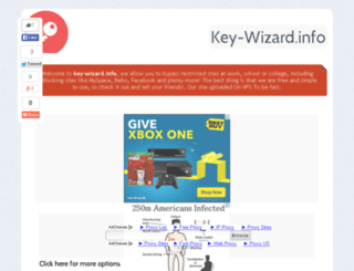 key-wizard.info screenshot