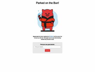 key.eu.com screenshot