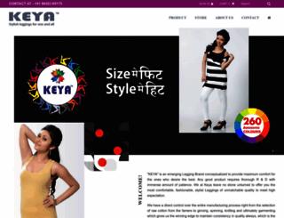 keyaleggings.com screenshot