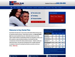 keydental.com screenshot