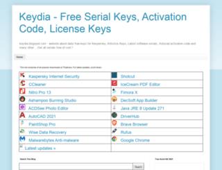 keydia.blogspot.in screenshot
