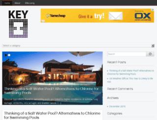 keyindustries.co.uk screenshot