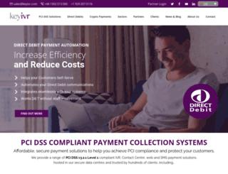 keyivr.co.uk screenshot