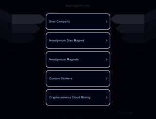 keymagnets.com screenshot