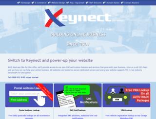keynect.co.uk screenshot