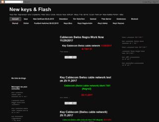 keys-softcam.blogspot.ch screenshot