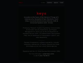 keys.com screenshot