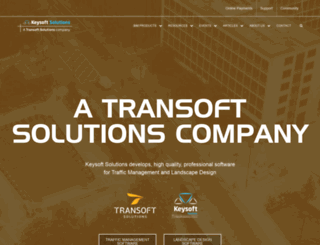 keysoftsolutions.com screenshot