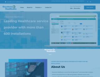 keystone-healthcare.com screenshot